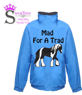 Mad For A Trad  .... Adults Blouson Coat