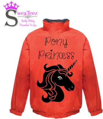 Pony Princess ... Adults Blouson Coat