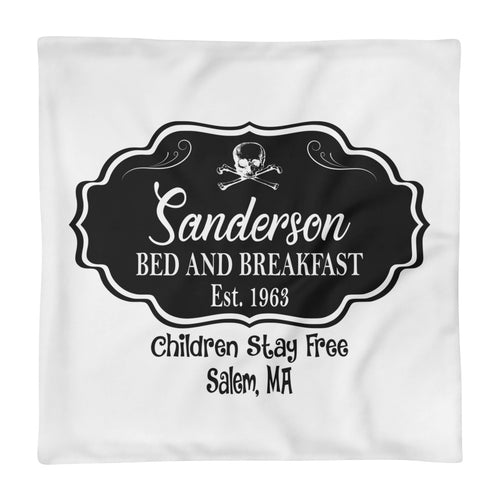 Sanderson B&B Pillow Cover