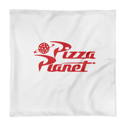 Pizza Planet Pillow Cover