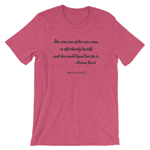Sure of Herself Tee