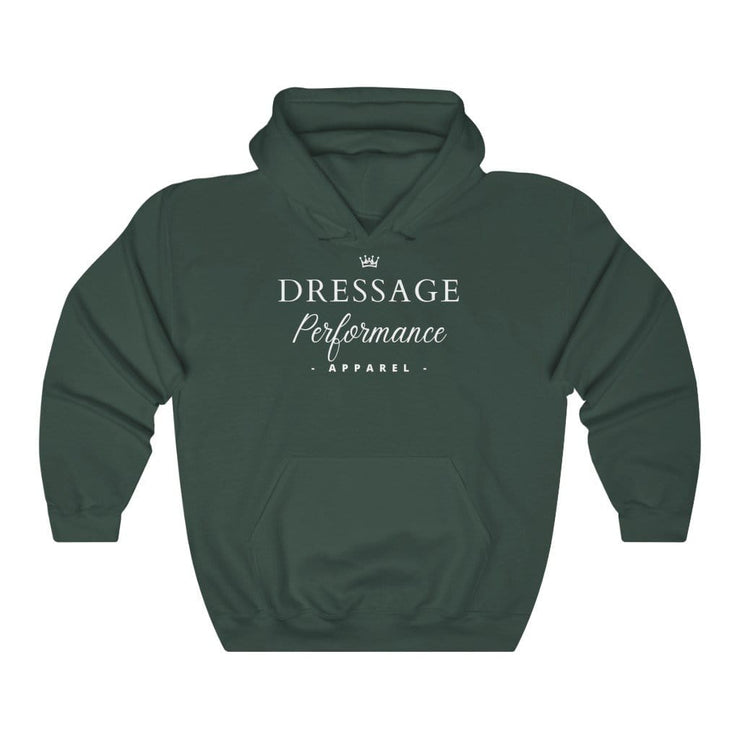 Printify Hoodie Forest Green / S Dressage Performance Apparel Cozy Hoodie