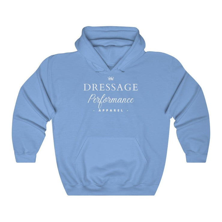 Printify Hoodie Carolina Blue / S Dressage Performance Apparel Cozy Hoodie