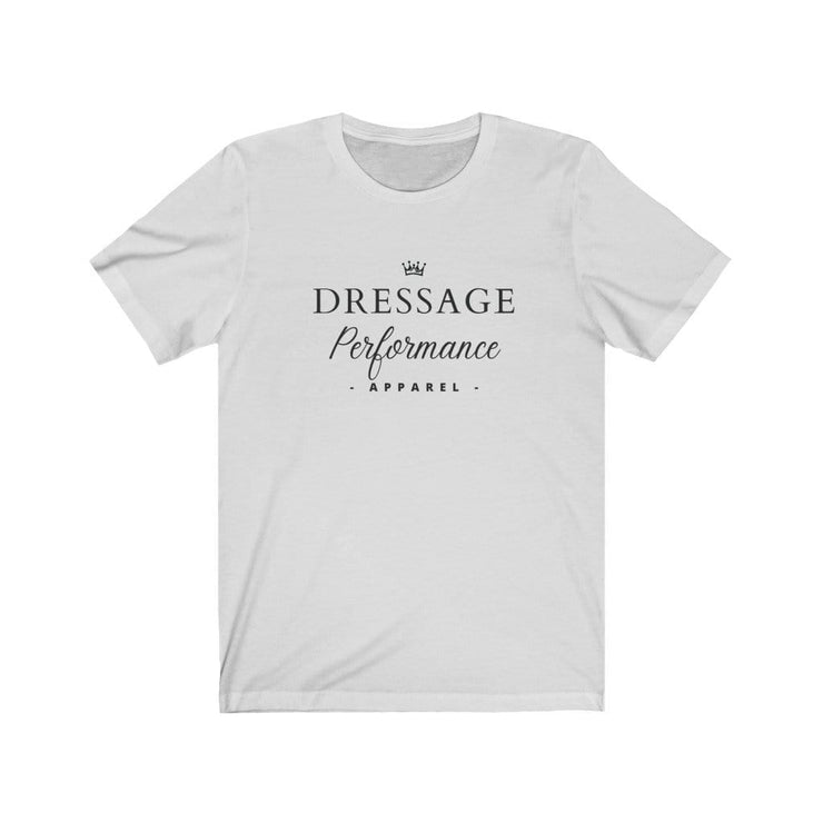Dressage Performance T-Shirt Ash / S Dressage Performance Apparel T-Shirt
