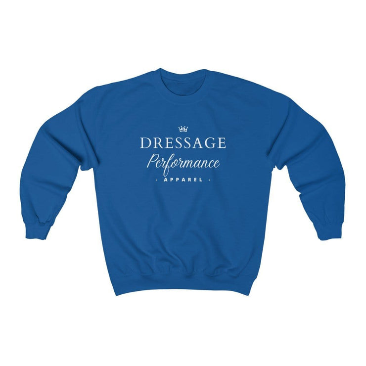 Printify Sweatshirt Royal / S Dressage Performance Apparel Soft Sweater