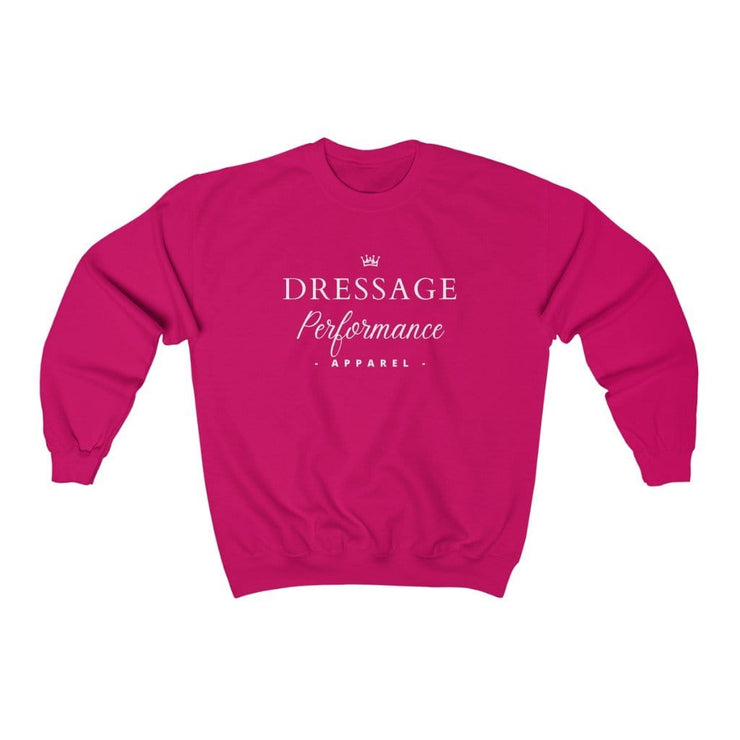 Printify Sweatshirt Heliconia / S Dressage Performance Apparel Soft Sweater