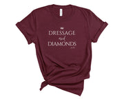 Pixi Lee T-Shirt Dressage & Diamonds Oversized Tee