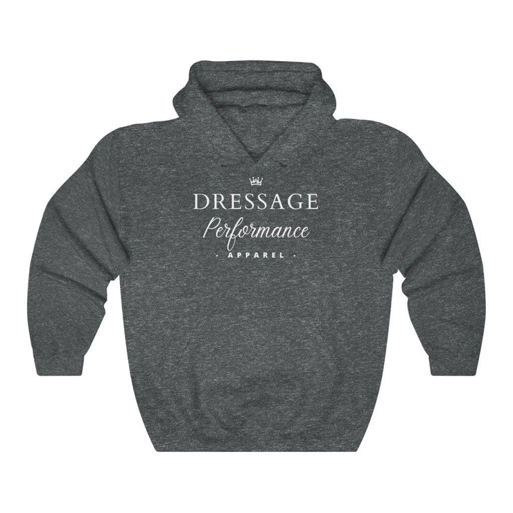 Printify Hoodie Dark Heather / S Dressage Performance Apparel Cozy Hoodie