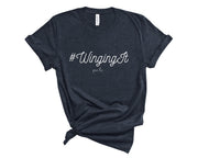 Pixi Lee T-Shirts #WingingIt T-Shirt