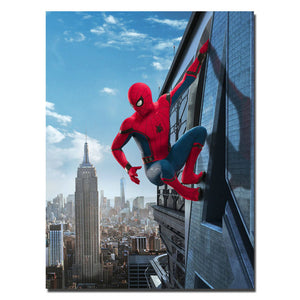 Poster Spiderman Homecoming