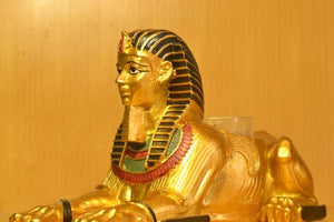 sphinx egyptien artisanat