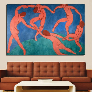 Reproduction toile La danse d'Henri Matisse