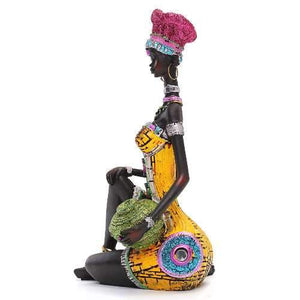 Statuette: Les africaines
