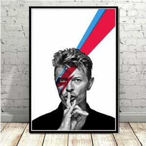 Toile Ziggy David Bowie