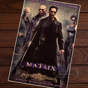 Affiche film Matrix
