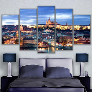 toile capitale prague