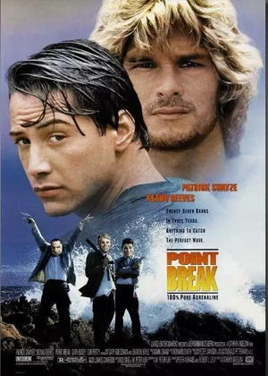 "Poster film ""Point Break"""