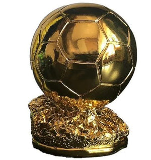 Mini ballon d'or de football- Trophée