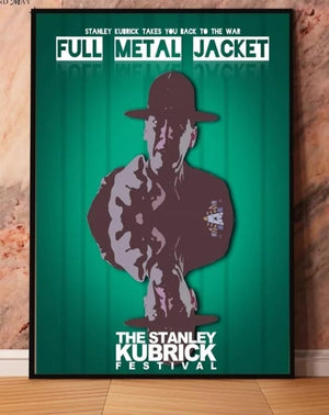 Poster film Full Metal Jacket