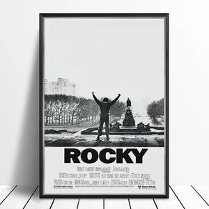 Poster Film Rocky Sylvester Stallone