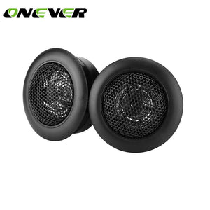"Onever 150W High Power Car Tweeters Dome Loudspeaker Auto Car Stereo Sound Speaker 2"" Dia"