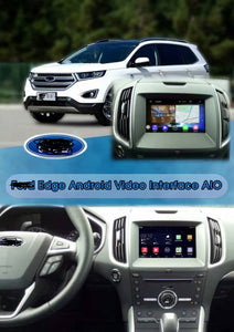 Android 5.1 interface for  FORD SONY 3