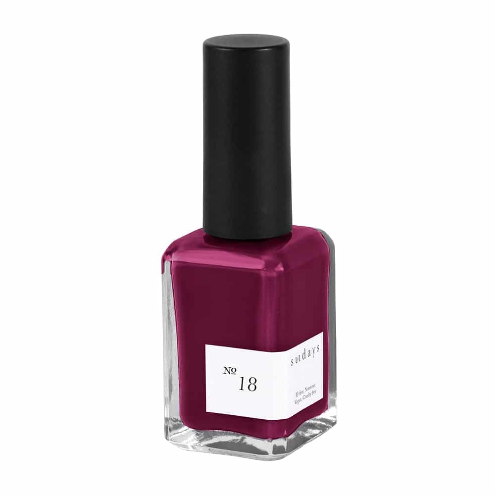 Sundays 10-FREE NAIL POLISH