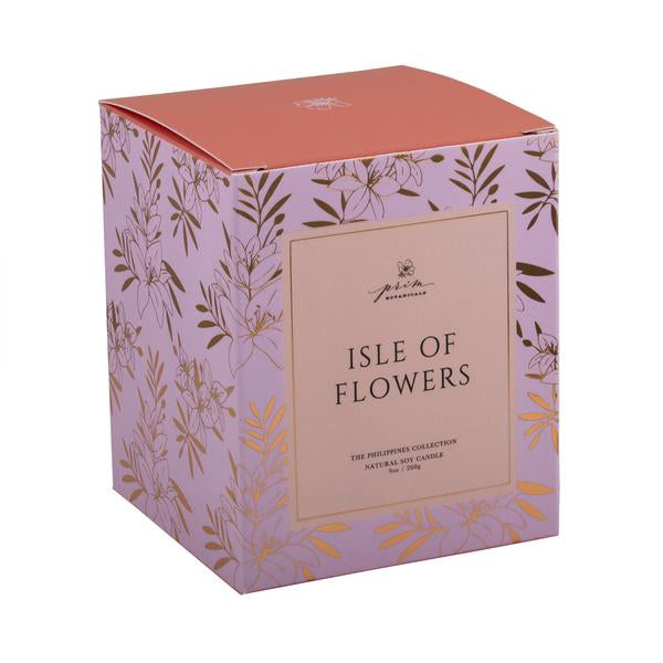 Prim Botanicals ISLE OF FLOWERS Candle