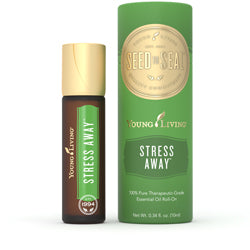 Stress Away Essential Oil - Roll on