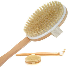 The Natural Hart BODY & SKIN BRUSH