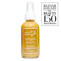 Captain Blakenship GOLDEN WAVES SEA SALT SHIMMER SPRAY