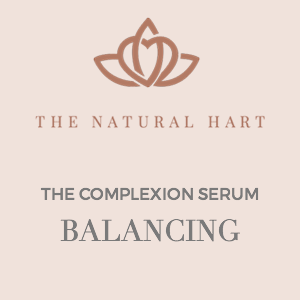 The Natural Hart COMPLEXION SERUM