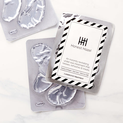 Honest Hazel EYE GELS SINGLE
