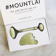 Mount Lai JADE FACIAL SPA GIFT SET