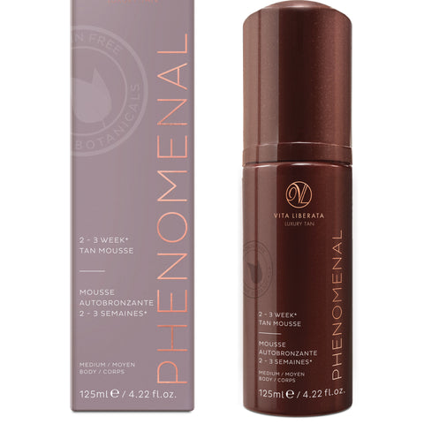 Vita Liberata PHENOMENAL 2-3 WEEK TAN MOUSSE - MEDIUM/DARK