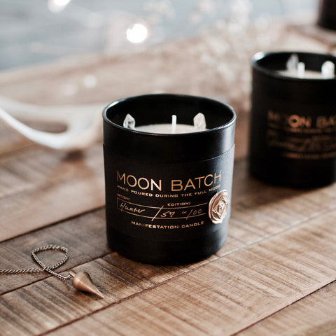 Ritual Provisions FULL MOON CANDLE