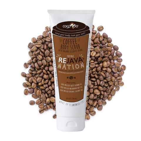 CocoRoo TOTAL REJUVINATION COFFEE SCRUB