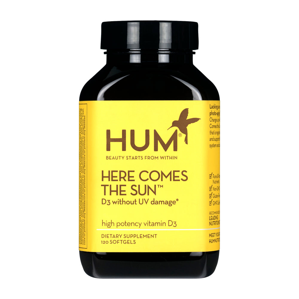 HUM Nutrition HERE COMES THE SUN