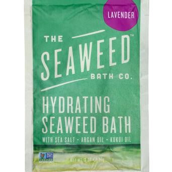 The Seaweed Bath Co. LAVENDER HYDRATING SEAWEED BATH - Single