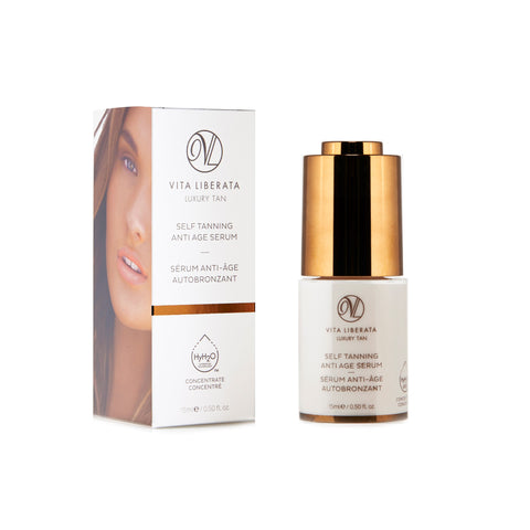 Vita Liberata SELF TANNING ANTI AGING SERUM