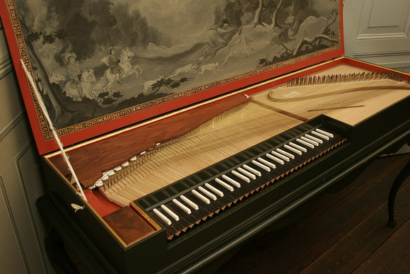 Pianos of the Early Eras