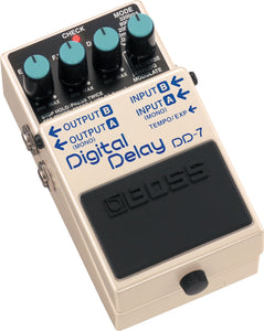 Boss Digital Delay DD-7 - Guitar Pedal Effect-Yamaha-LS Music