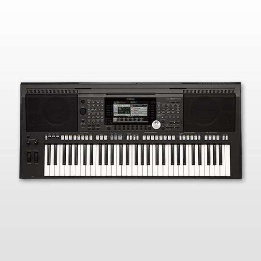 PSR-S970 - Keyboard-Yamaha-LS Music