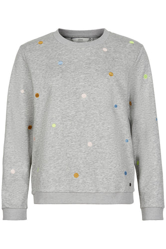 Spotty Sweatshirt