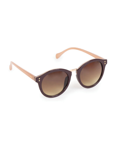 Megan Sunglasses Damson