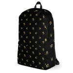 500 Cartel Gold Emblem Backpack