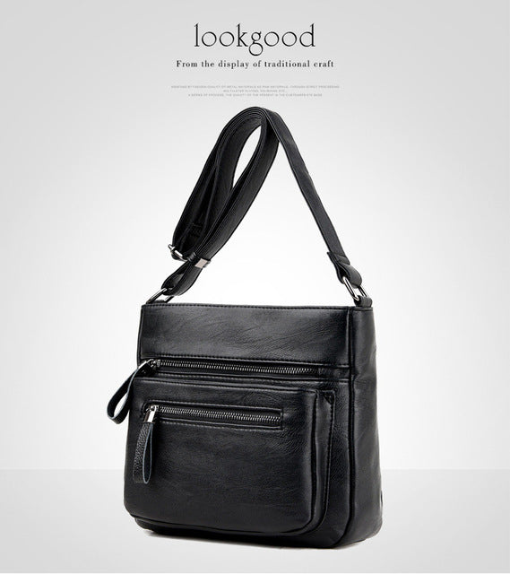 Ladies Luxury Crossbody Bags For Women - OrganicShiny
