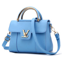 Famous Women's Luxury Pu Leather Clutch Bag Ladies Handbags - OrganicShiny
