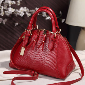 Luxury Brand Genuine Leather Bags For Women - OrganicShiny