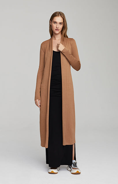 London Long Cardigan